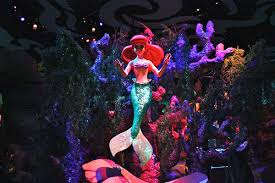u0027the mermaid u0027 ride walt disney