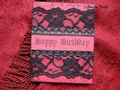 gothic brooch greeting card red velvet by immortalvisions on etsy