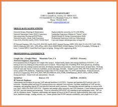 Network Design Engineer Resume 6 Network Engineer Resume Leave Latter