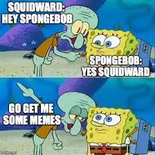 Spongebob Licking Meme Maker - spongebob imgflip