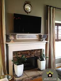 Fireplace Cover Up The 25 Best Fireplace Cover Up Ideas On Pinterest Brick