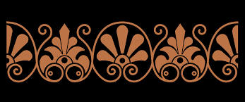 clipart ornamental pattern from an ancient vase