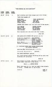 auction howardlowery disney 101 dalmatians continuity script