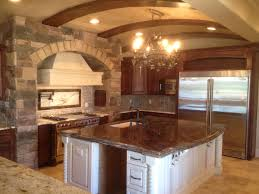 Decorating Ideas Above Kitchen Cabinets by How To Decorate A Kitchen On A Budget Voluptuo Us