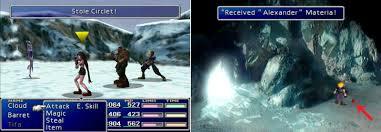 Ffvii World Map by Final Fantasy Vii Blizzard Tundra The Great Glacier Reunion