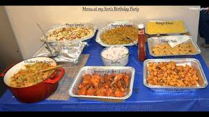 easy 1st birthday party food ideas youtube