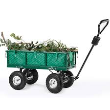garden caddy with wheels home outdoor decoration