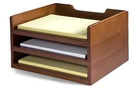 Decorative Desk Organizers 25 Model Wooden Desk Organizer Plans Egorlin
