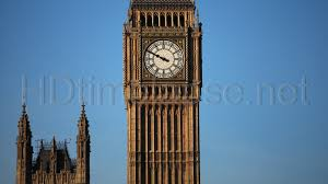 London Clock Tower by Ultra Hd 4k Video Time Lapse Stock Footage Parliament Building