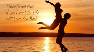 Love Life Quote by Love Life Quotes Wallpaper 05804 Baltana