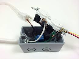build an arduino controlled power outlet attaching the neutral