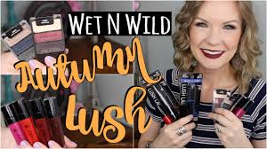 Wet N Wild Halloween Makeup by Wet N Wild Fall 2016 Autumn Lush Limited Edition Collection