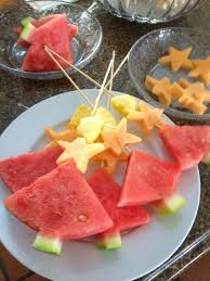 creative party ideas by cheryl fast and healthy christmas fruit