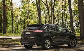 lexus warranty and services guide 2018 ford edge in depth model review car and driver