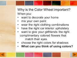 color wheel history why important examples instructions references