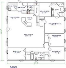 Four Bedroom Bungalow Floor Plan I Love This House Layout Open Floor Plan Split Plan Jack N Jill