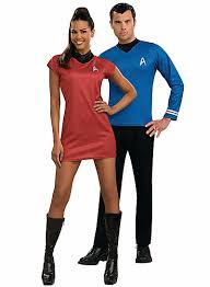 couples costumes ideas couples costumes ideas trek spock and uhura walyou