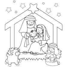 printable coloring pages nativity scenes christmas nativity coloring sheets christmas manger scene coloring