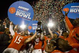 When The Biggest Annual Football Game Comes To Town The Money Behind The College Football Playoff Bowl Games Data