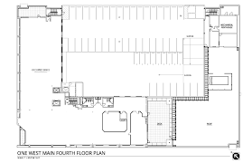 retail space floor plans floor plans one west main