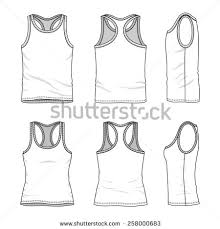 free women tank top template free vector download 14 212 free