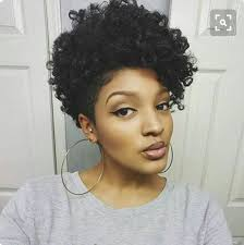 oval face with tapered afro haircut 71 best short hair images on pinterest coily hair natural hair