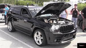 turbo jeep srt8 9 sec nitrous fed turbocharged srt8 jeep cherokee v mustang gt 5 0