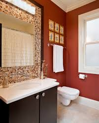 Bathrooms With Wallpaper Delectable Top Delectable Small Bathroom Suites Remodel Ideas Featuring Full Tile
