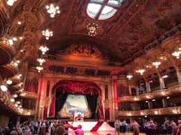 Blackpool Winter Gardens What S On Strictly Come Dancing At Blackpool Tower Ballroom