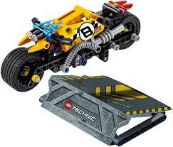 lego technic truck lego technic stunt bike 42058 lego technic lego gaminiai