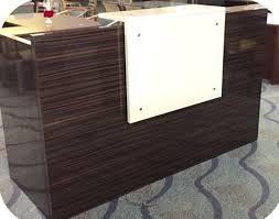 Laminate Reception Desk Laminate Reception Desks Dfs Designs