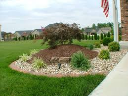 simple backyard landscape design simple landscaping ideas for