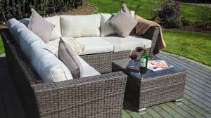 Outdoor Furniture Set Livorno Rattan Garden Furniture Set By Direct Outdoor Living Youtube
