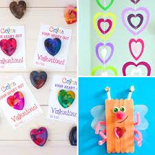 20 cute and fun valentine u0027s day heart crafts mum in the madhouse
