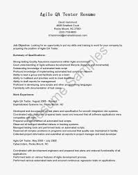 Testing Resumes 7 Years Experience Cover Letter Qa Tester 28 Images Software Qa Tester Cover