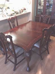 Victorian Dining Room Chairs Dark Wood Dining Room Set Provisionsdining Com