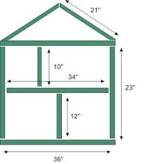 free dollhouse floor plans blueprints for dollhouses 25 unique doll house plans ideas on