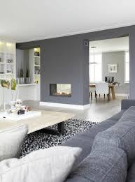 wandgestaltung grau wandfarbe grautöne im einklang mit der mode bleiben