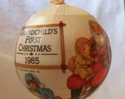 grandchild ornament etsy