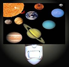 solar system light projector our solar system decorative night light solar system projector