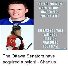 Dion Phaneuf Meme - 25 best memes about dion phaneuf dion phaneuf memes