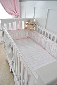 ava u0027s sweet gray and pink nursery project nursery