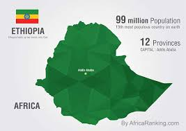 africa map eritrea east africa the 9 east countries