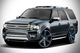 2015 ford expedition transit van concepts headed to sema