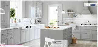 cuisine et grise enchanteur deco cuisine grise avec cuisine grise ikea sur idee