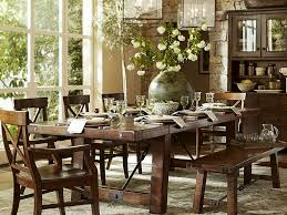 pottery barn dining room sets bombadeagua me