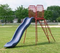 styles and advantages of playground slides playground equipment