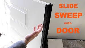 Door Bottom Sweeps For Exterior Doors The Best Door Sweep For Exterior Doors Home Repair Tutor