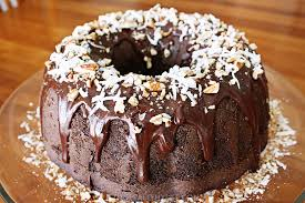 decadent triple chocolate bundt cake is this really my life is