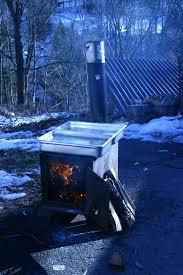 making maple syrup tapping processing u0026 canning they u0027re not